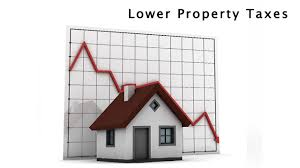 Lower Prop taxes
