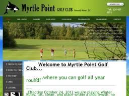Myrtle Point GC