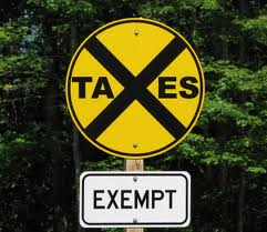 Tax Exemption
