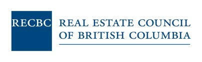 REAL ESTATE COUNCIL OF BC -Real Estate Council Elects New Chair